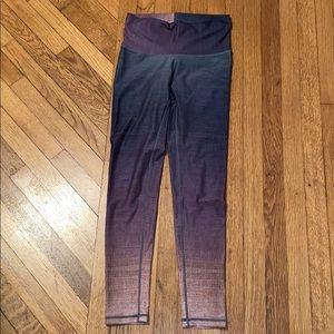 Niyama Sol Barefoot leggings small